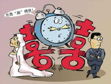 八字断婚姻