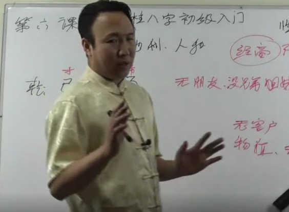 八字与自然物象(16)
