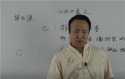 十天干类象详解(4)