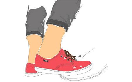 鞋子的风水和禁忌