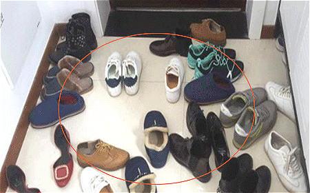 鞋子乱放的风水禁忌