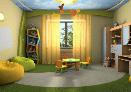 孩子房间风水布局