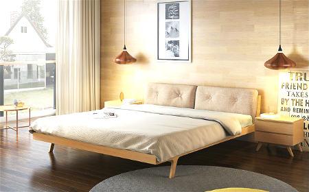 卧室摆床的风水禁忌