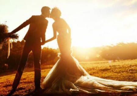 婚纱照挂在家里哪里比较好