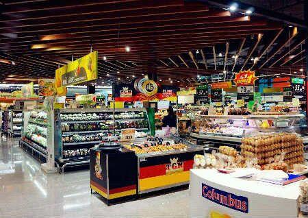 超市布局的风水讲究