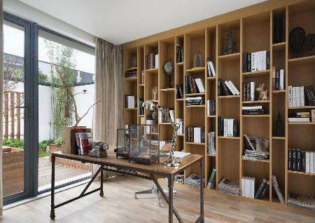 书房最好的风水布局