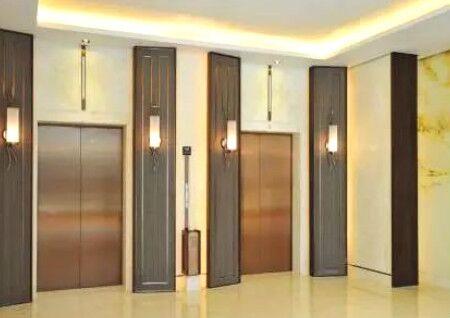 电梯对门口风水好吗