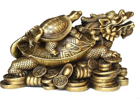 龙龟的摆放风水及禁忌