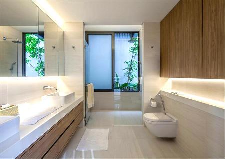 洗手间十大风水禁忌