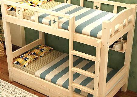 宿舍双层床风水