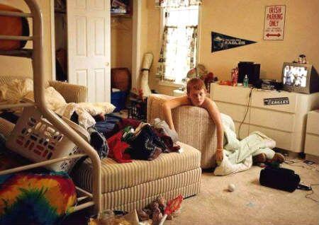 家里杂乱对风水的影响