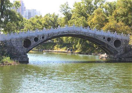 桥在风水中的作用