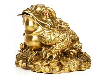 三足金蟾的传说和寓意