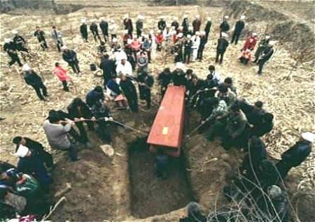 葬坟风水口诀