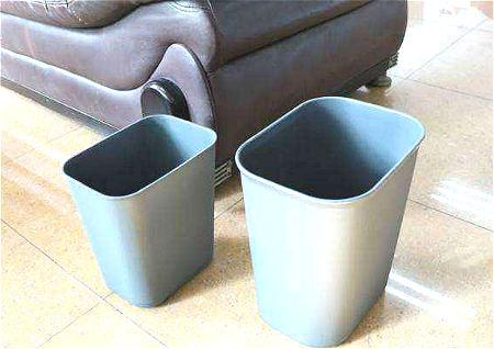 家里垃圾桶风水