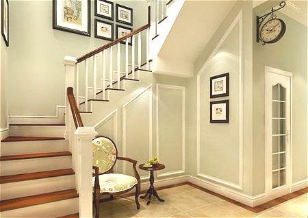 室内楼梯的风水禁忌