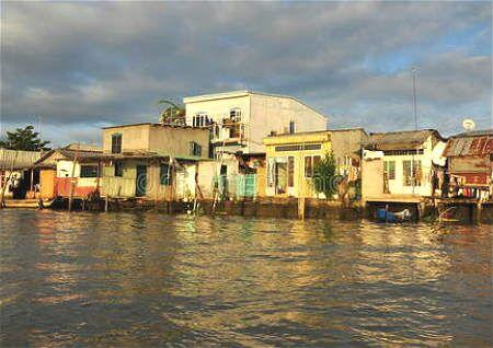 河边房子风水好吗