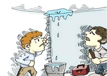家里漏水风水