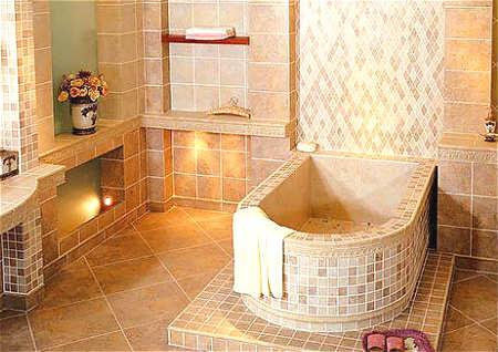 浴室摆放的禁忌风水