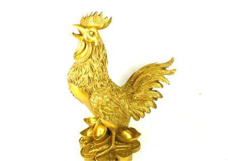 风水铜鸡摆放位置