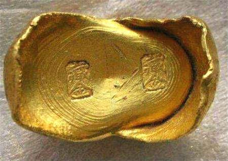 金元宝与风水
