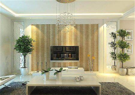 客厅电视墙设计风水讲究