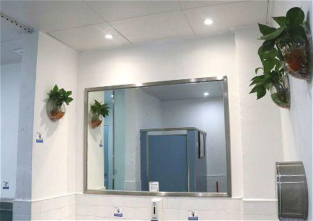 卫生间镜子的风水讲究