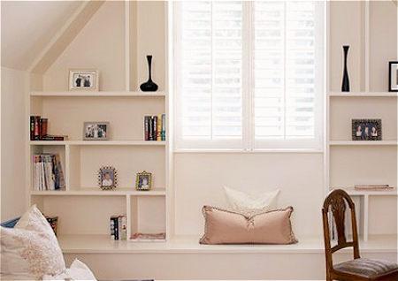 卧室内放书柜风水