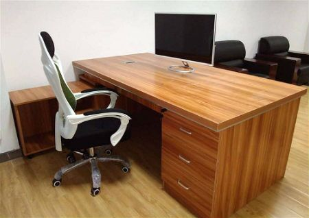 办公桌对大门风水