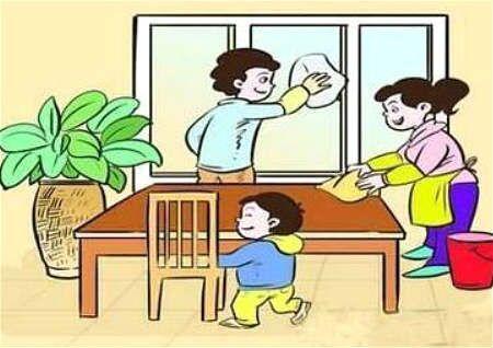 打扫屋子风水