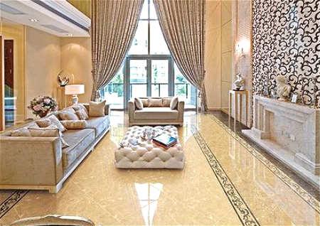 家中地板材质风水