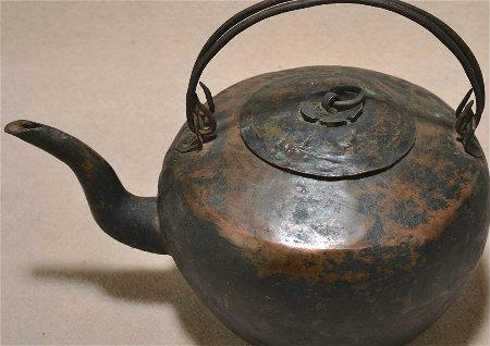 铜壶的风水
