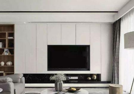 客厅电视背景墙风水讲究