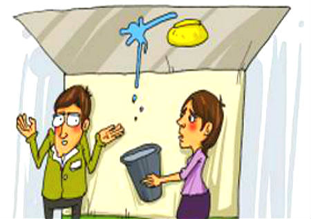 家里漏水风水预示什么