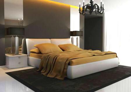 卧室床的摆放风水注意事项