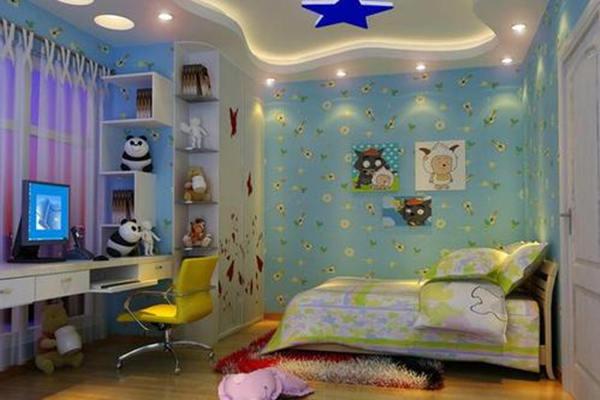 儿童房的位置与布局