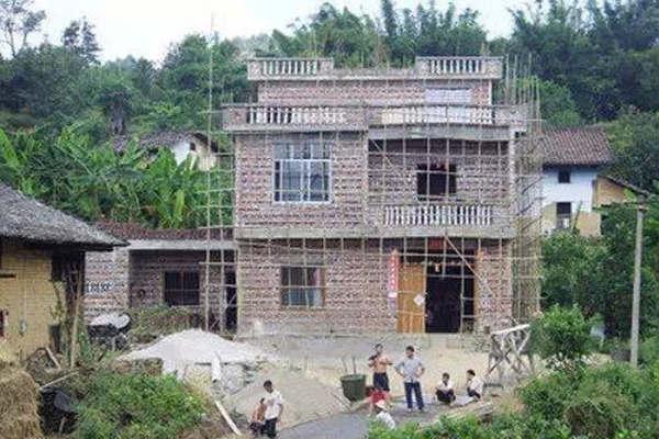 农村建房的基本风水布局