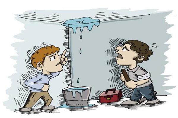 居家常见的漏财风水