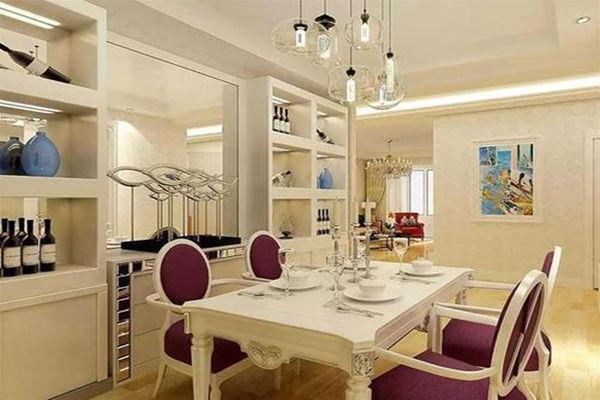 家中餐厅的选位与装潢风水