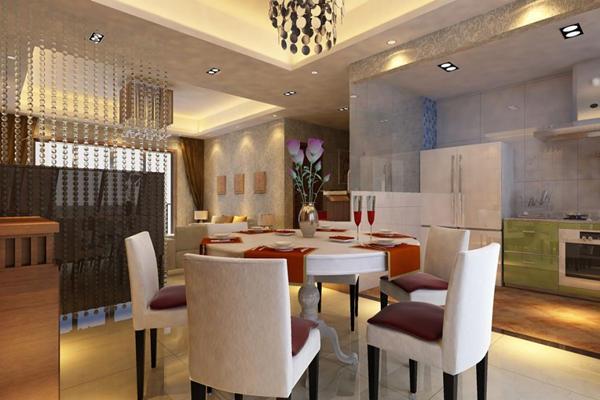 餐厅的装修与装饰风水