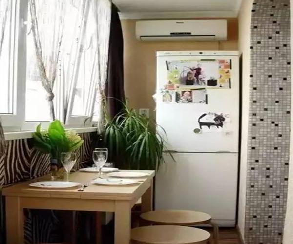 家里的冰箱应该摆在哪个位置