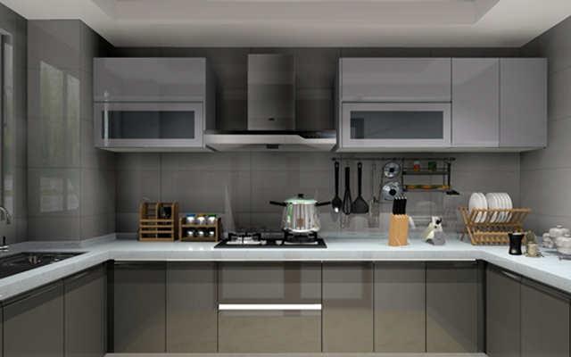 厨房风水的正确位置图