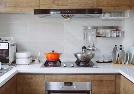 厨房装修颜色风水搭配