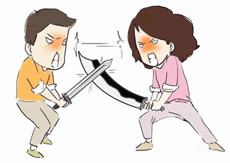 夫妻经常吵架跟风水有关吗
