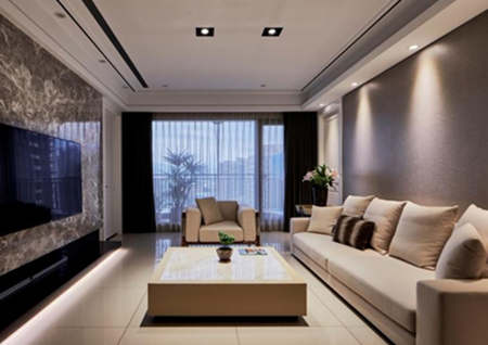 客厅光线暗影响风水吗